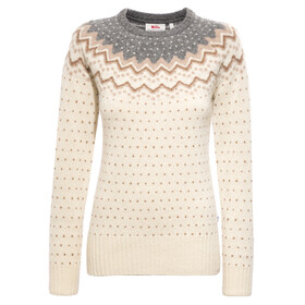 Fjällräven Övik Knit Sweater Women Sand